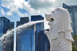 Singapur, Merlion