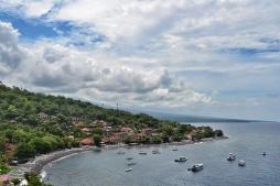 Amed, Bali, Indonezja