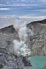 Wulkan Ijen, Jawa, Indonezja