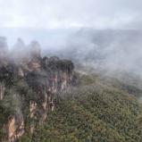 Trzy Siostry, Góry Błękitne, Australia